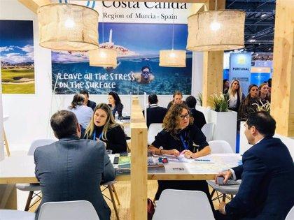 La Región fue la comunidad en la que más creció el empleo en octubre en actividades de hostelería y agencias de viaje