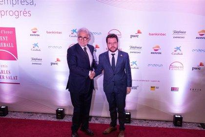 """El vicepresidente de la Generalitat pide al Gobierno recuperar el """"camino"""" de Pedralbes para retomar el diálogo"""