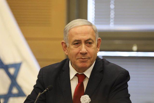 """O.Próximo.- Netanyahu celebra que EEUU haya corregido un """"error histórico"""" al re"""