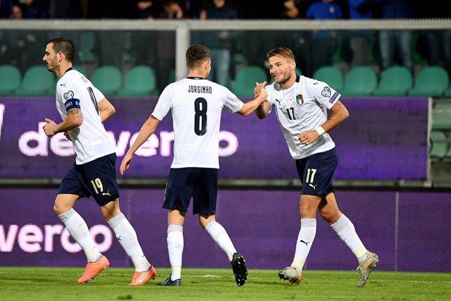 Fútbol/Eurocopa.- (Grupo J) Italia sella su pleno de triunfos y Finlandia cae an
