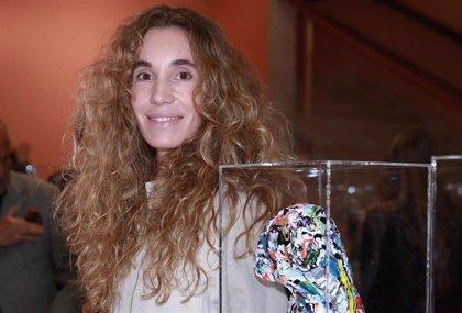 Blanca Cuesta reaparece evitando hablar del juicio de Borja Thyssen