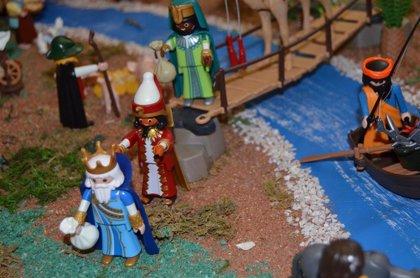 Un belén con más de 600 piezas originales de Playmobil podrá visitarse en Villanueva de la Serena