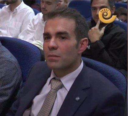 Carlos Aranda será el nuevo concejal de Cs en el Ayuntamiento de Teruel tras la dimisión de Francisco Blas