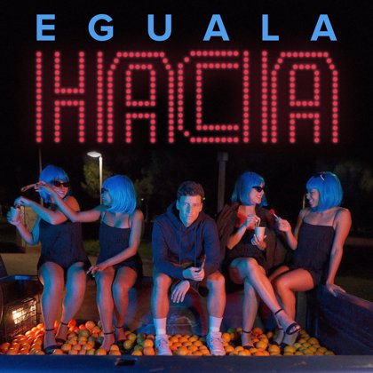 Eguala, pop elegante y pegadizo en el videoclip de 'Hacia', rodado en el cauce del río Turia