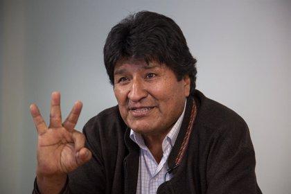 Bolivia.- Morales dice que España puede ayudar a pacificar Bolivia