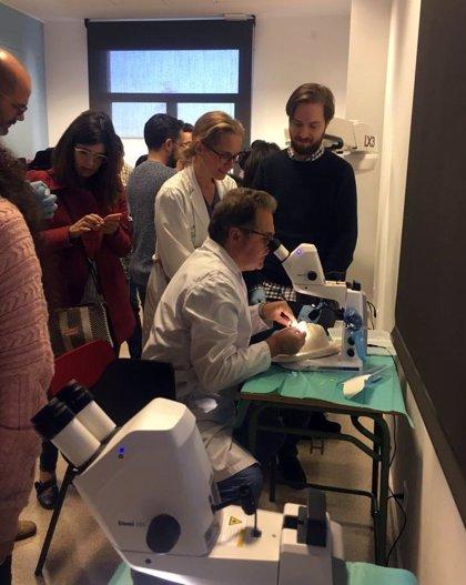El Hospital Virgen de Valme de Sevilla celebra un taller sobre glaucoma para oftalmólogos