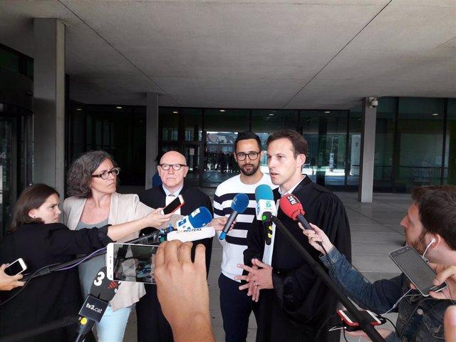 El Tribunal Europeo de Derechos Humanos examinará la demanda de Valtonyc contra España