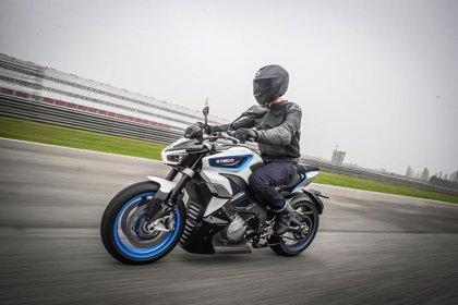Kymco iniciará la venta de motos eléctricas en España en 2021