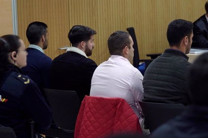 Amigos de los acusados de 'La Manada' que recibieron el vídeo sobre Pozoblanco no recuerdan haberlo visto