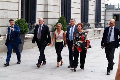"""Diputada del PNV reclama al futuro Gobierno relaciones bilaterales con Euskadi y Cataluña, y no """"subordinadas"""""""