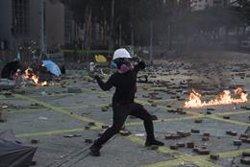 La Xina nomena un nou cap de la Policia de Hong Kong davant la persistència de les protestes (Oliver Haynes)