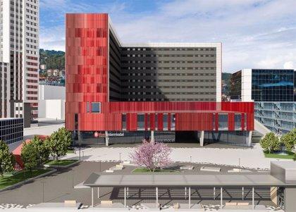 La nueva estación de autobuses intermodal de Bilbao entrará en servicio el viernes 29 de noviembre