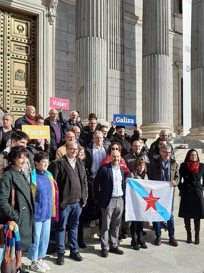 BNG recalca a los independentistas catalanes que supeditará su voto a Sánchez a los intereses de Galicia
