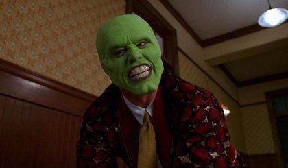 ¿En marcha una nueva película de La Máscara con Jim Carrey?