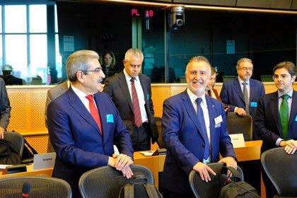 """Torres admite que Canarias tiene que """"pelear"""" los 700 millones que le llegan a través de fondos RUP y europeos"""