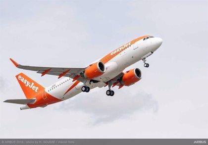 easyJet comienza a operar vuelos neutros en carbono