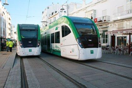 El tranvía de la Bahía de Cádiz entrará en funcionamiento en el primer semestre de 2020