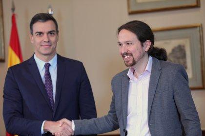 """Iglesias señala que la sentencia de los ERE es reflejo de la época del bipartidismo, que trajo """"arrogancia y corrupción"""""""