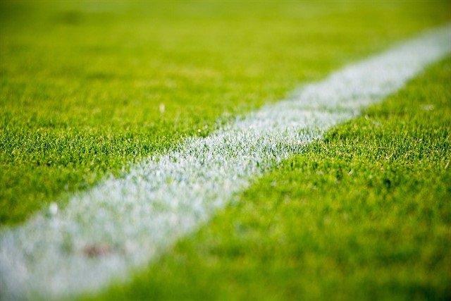 Campo de fútbol, imagen de recurso