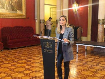 """Guasp anuncia que Ciudadanos pedirá """"responsabilidades"""" al PSOE por la sentencia de los ERE de Andalucía"""