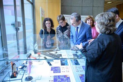 El Ministerio de Ciencia acoge una exposición sobre 'Mujeres Ingeniosas' para visibilizar a ingenieras y tecnólogas