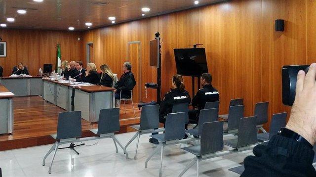 Juicio con jurado por el asesinato de una mujer en La Viñuela en 2018