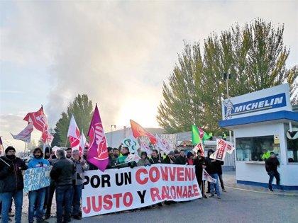 """Sindicatos rechazan oferta """"injusta e inmerecida"""" de Michelin"""