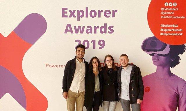 Un proyecto sobre resistencias a antibióticos gana el premio nacional al emprendimiento femenino en los Explorer Awards