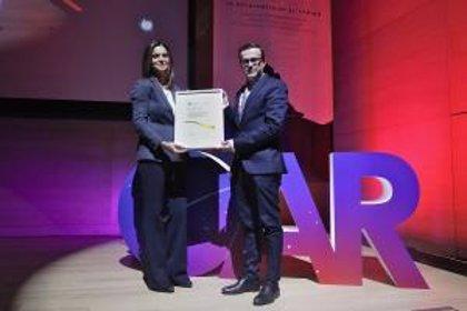 El OAR de la Diputación de Badajoz recibe el máximo reconocimiento de excelencia en la gestión que se concede en España
