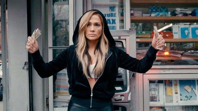 Jennifer Lopez en Estafadoras de Wall Street