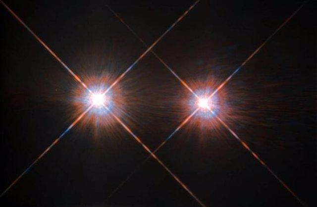 Binario Alpha Centauri AB