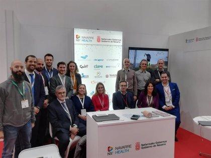 El Gobierno de Navarra acompaña a 9 empresas navarras a la Feria MEDICA en Düsseldorf