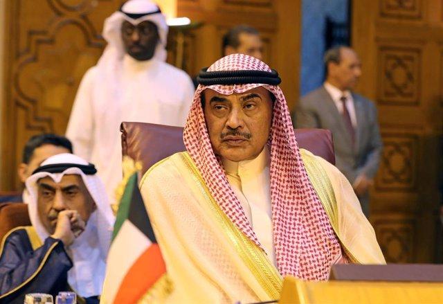 El nuevo primer ministro de Kuwait, Sabá al Jalid al Sabá