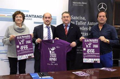 Santander celebra el domingo la III Marcha solidaria contra la Violencia de Género