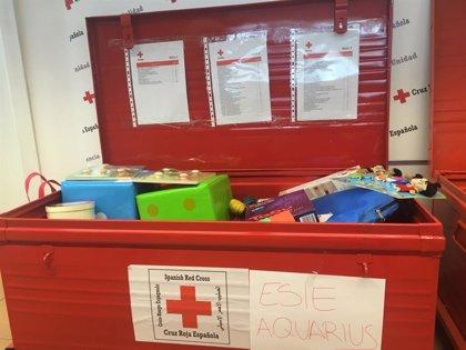 El 18% de los menores atendidos por Cruz Roja dice no tener juguetes y el 12%, ni libros ni cuentos