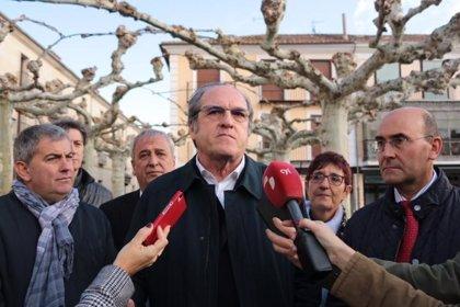 Gabilondo respeta el proceso judicial abierto contra Ignacio González y espera que se devuelva el dinero público