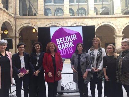 Azkuna Zentroa será el sábado el lugar de encuentro de la juventud vasca para mostrar su rechazo a la violencia sexista