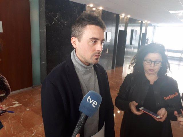 El regidor de Drets de Ciutadania i Immigració de Barcelona, Marc Serra.