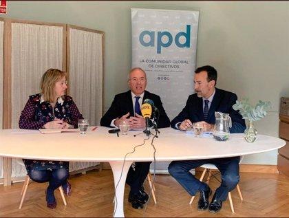 APD pone en marcha un plan de acción solidario para difundir los valores de la empresa a los jóvenes