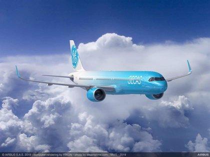 Gecas realiza un pedido a Airbus de 12 aviones A330neo y 20 A321XLR