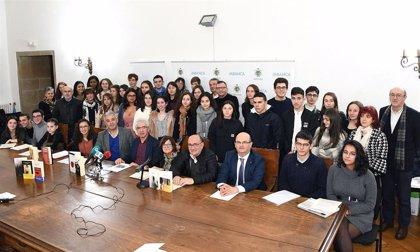 Emma Pedreira, Carlos Busqued y Antonio Manzini, premios 'San Clemente Rosalía-Abanca' en su XXV edición