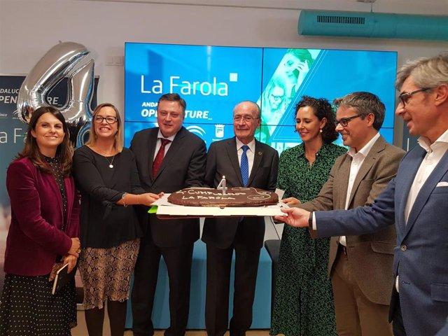 La aceleradora en Málaga La Farola cumple cuatro años