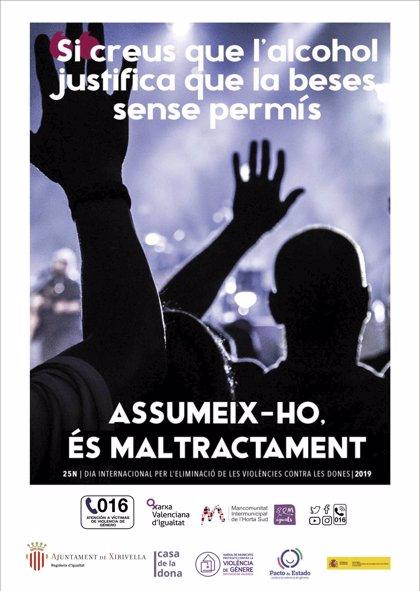 'Asúmelo, es maltrato': Xirivella pone el foco en comportamientos cotidianos en una campaña contra el machismo