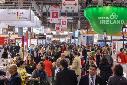 La feria de turismo de negocios Ibtm World seguirá celebrándose en Barcelona hasta 2022