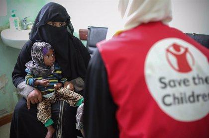 Yemen.- Save the Children alerta de la situación alimentaria de 17.000 niños en zonas aisladas de Yemen