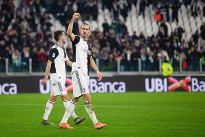 Bonucci renueva con la Juventus hasta 2024