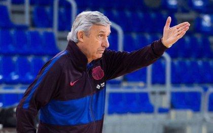 """Pesic: """"Fenerbahçe no es un equipo de LEB y nos preparamos para ganar"""""""