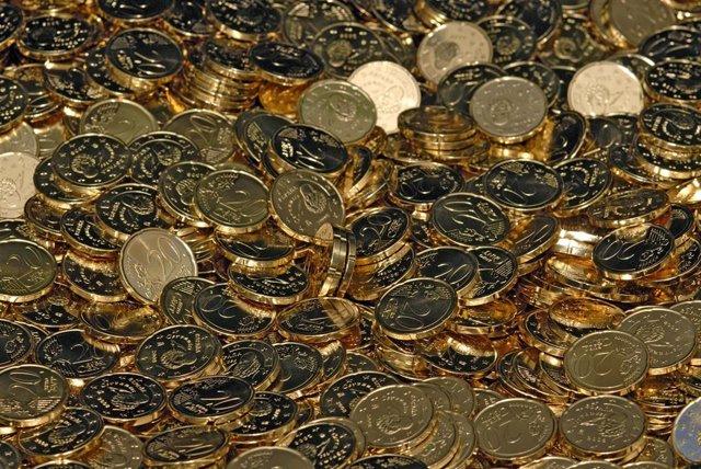 Recursos de monedas.