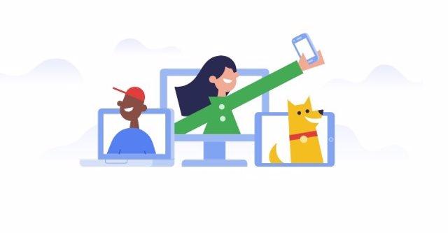 Página 'Mis Dispositivos' de Google