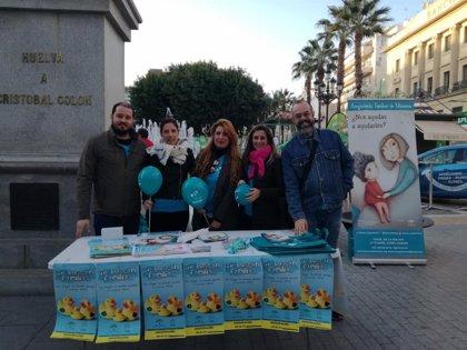 Más de 191 familias tienen en acogida temporal a 268 menores en la provincia de Huelva
